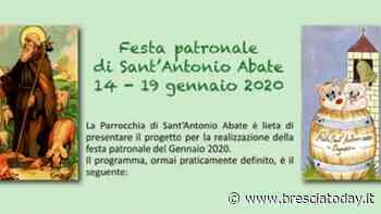 Villa Carcina: Festa di Sant'Antonio Abate - BresciaToday