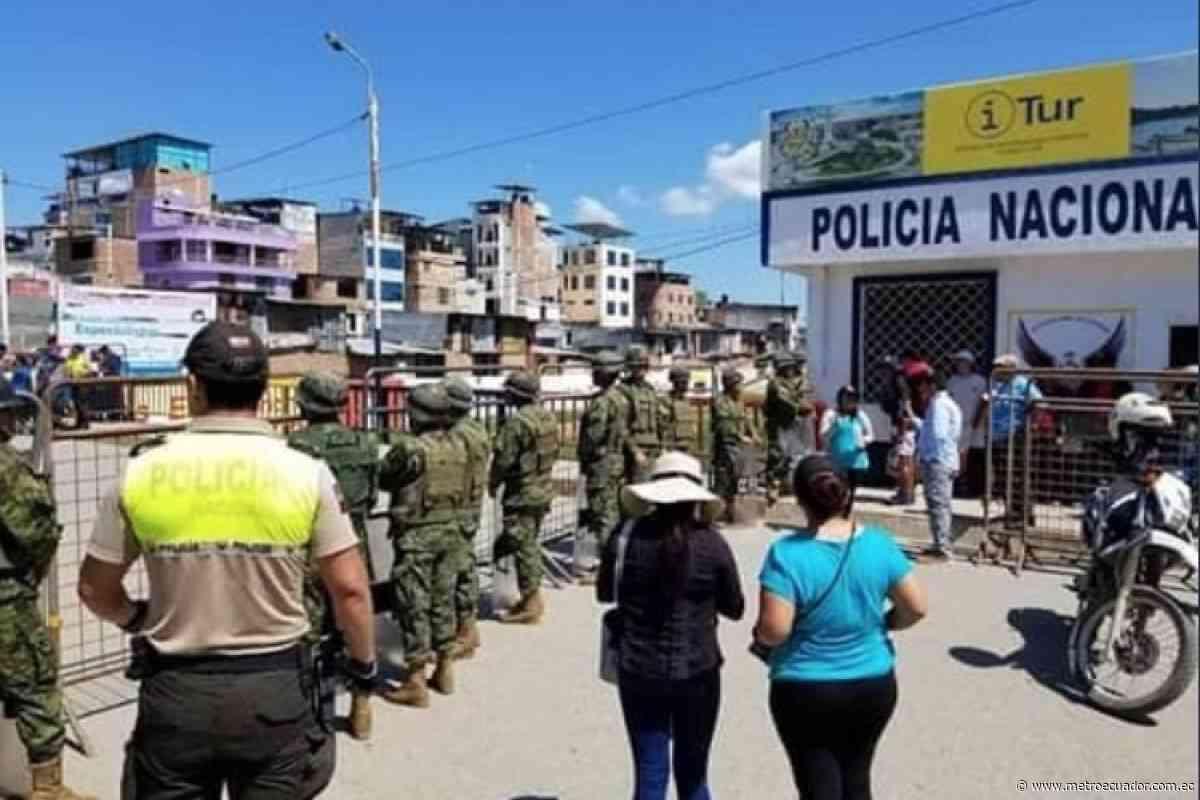 Huaquillas: Se cerró la frontera de Ecuador con Perú por coronavirus - Metro Ecuador