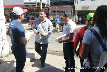 No bajan la guardia en Santiago de Veraguas, autoridades siguen medidas de salud - Día a día