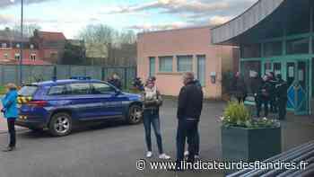 Coronavirus : Municipales 2020 : Les gendarmes à Laventie pour compter le nombre de personnes dans le bureau - L'Indicateur des Flandres