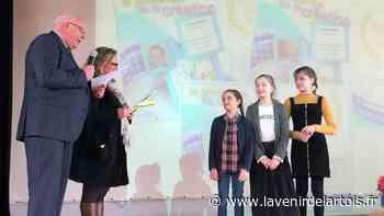 La ville de Laventie fière de ses jeunes talents - L'Avenir de l'Artois