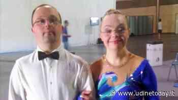 Francesco De Stalis e Catherine Marsilli di Verzegnis, campioni italiani di danza sportiva - Udine Today
