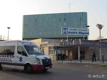 Yvelines. L'hôpital du Chesnay-Rocquencourt lance un appel d'urgence pour avoir des renforts face au coronavirus - actu.fr