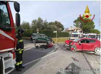 Frontale a Polverigi, una terza auto avrebbe causato l'incidente: indagata una 20enne - Centropagina