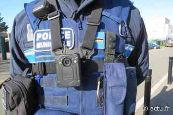 Yvelines. La police municipale dotée de caméras piétons à Guyancourt - actu.fr