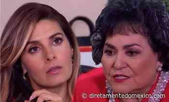 Em Meu Coração é Teu Yolanda se une a Soledade contra Isabela - Diretamente do México