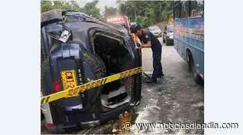 Heridos en accidente entre Viotá y El Colegio,... - Noticias Día a Día