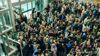 Buchmesse-Chef Juergen Boos: Nur virtuell geht das Geschäft nicht - WELT