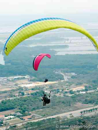 Alzaron vuelo hacia Lomas de Sargentillo - eluniverso.com