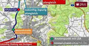 Wird Westhausen zum Flaschenhals der B29? - Schwäbische