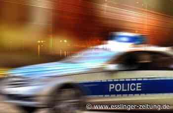 Vorfall in Neckartenzlingen: Betrunkener verursacht Unfall und fährt davon - esslinger-zeitung.de