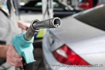 Konsument guckt in die Röhre – Benzin wird trotz starkem Ölpreiseinbruch kaum günstiger - BZ Langenthaler Tagblatt