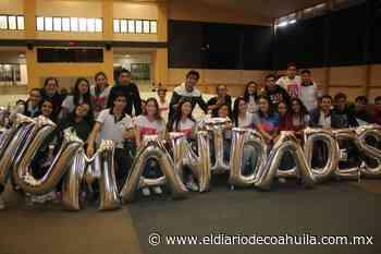Demuestran talento en canto alumnos del Zaragoza - El Diario de Coahuila