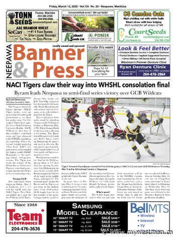 Friday, March 13, 2020 Neepawa Banner & Press - myWestman.ca