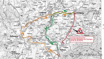 Wieder freie Fahrt von Steingaden nach Halblech - Merkur.de