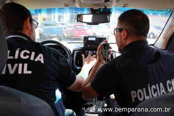 Polícia prende dois suspeitos de latrocínio em Rio Branco do Sul - Bem Paraná