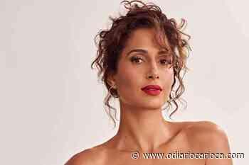Camila Pitanga tem fotos usadas indevidamente por revista masculina - Diário Carioca