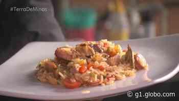 Receita de arroz carreteiro é rica em sabores e histórias - G1