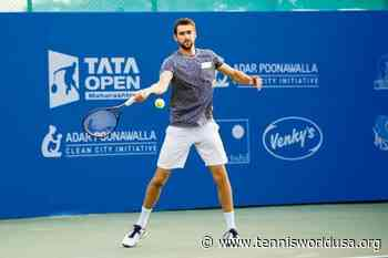 Marin Cilic: I Will Be Spending More Time at Home During the ATP Suspension - Tennis World USA