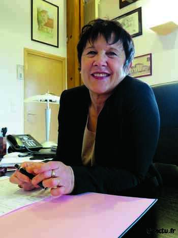 Val-d'Oise. Municipales 2020. Courdimanche : Elvira Jaouën en route pour un troisième mandat - actu.fr
