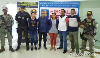 Capturan al exalcalde de Los Palmitos, Sucre, investigado por corrupción - Caracol Radio
