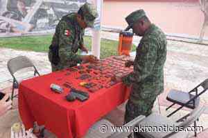 Continúa canje de armas, ahora en el municipio de Casas Grandes - Akro Noticias
