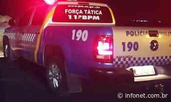 Suspeito de crime de pistolagem morre em confronto em Itabaianinha - Infonet