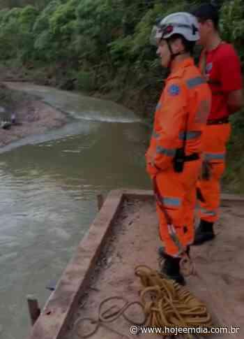 Uma pessoa está desaparecida em ribeirão de Raposos, na Grande BH - Hoje em Dia