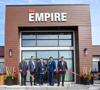 Empire Livingston: A housing first in Hagersville - Toronto Sun