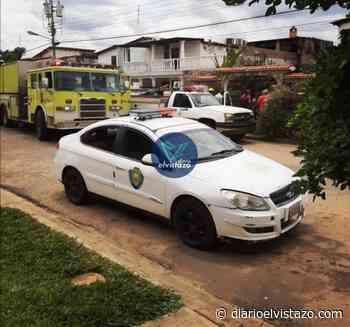Vecinos y bomberos fueron clave para controlar incendio en la urbanización Morichal - Diario El Vistazo