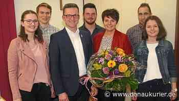 Walting: Deutlicher Sieg trotz Gegenwind - Roland Schermer (CSU) bleibt Bürgermeister in Walting - donaukurier.de