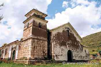 Recuperarán templo de Tungasuca - El Peruano