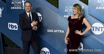 Tom Hanks and Rita Wilson Are Released From the Hospital
