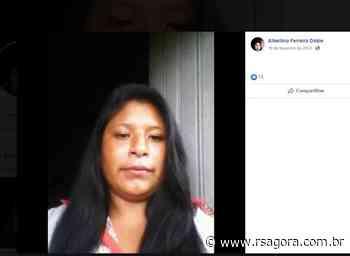 Jovem indígena é morta em Cacique Doble; companheiro confessa o crime - RS Agora