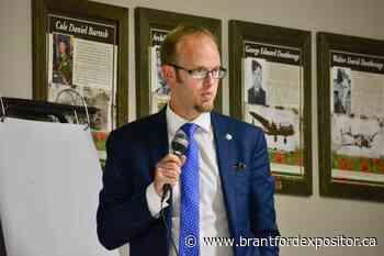 Viersen re-elected in Peace River-Westlock with landslide win - Brantford Expositor