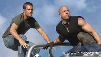 """Vin Diesel über """"Fast & Furious 10"""" und Paul Walker: """"Das habe ich meinem Bruder versprochen"""" - filmstarts"""