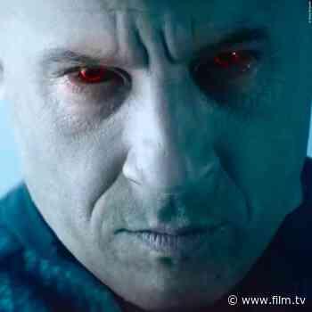 BLOODSHOT 2: Vin Diesel spricht über ein ganzes Superhelden-Universum. - FILM.TV