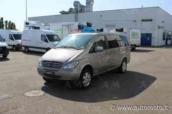 Vendo Mercedes-Benz Viano 2.2 CDI 4Matic Ambiente usata a Lainate, Milano (codice 6492239) - Automoto.it - Automoto.it