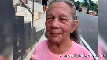 Idosa de 88 anos morre atropelada por caminhão em Franco da Rocha - Novo Dia Notícias