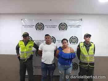 Los capturan por agredir a policía en Luruaco - Diario La Libertad