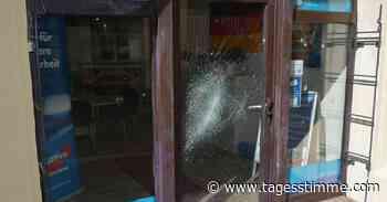 Thüringen: Erneuter Angriff auf AfD-Bürgerbüro in Saalfeld - Die Tagesstimme