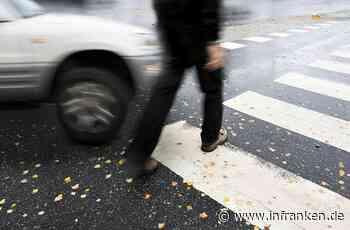 Neustadt an der Aisch: Auto fährt Fußgängerin (79) an und verletzt sie - Fahrer macht sich aus dem Staub - inFranken.de
