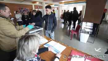 Avesnes-sur-Helpe : une participation à 14 h qui s'élève à 41% - La Voix du Nord