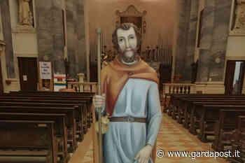 San Rocco, patrono dei contagiati, scende dal soffitto per proteggere Lazise - gardapost