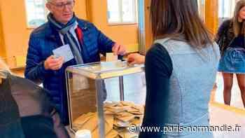 Municipales 2020. François Tierce, largement en tête des suffrages à Pavilly - Paris-Normandie