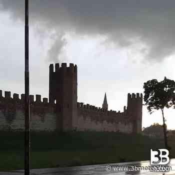Foto Meteo: Temporale A Montagnana - 3bmeteo