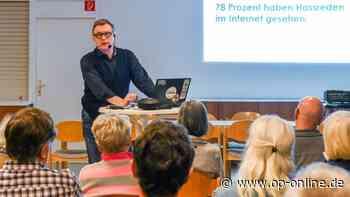 Experte: Strategie gegen Hetze in sozialen Netzwerken | Heusenstamm - op-online.de