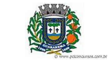 Balcão de Empregos de Guararema - SP divulga novas oportunidades de emprego - PCI Concursos