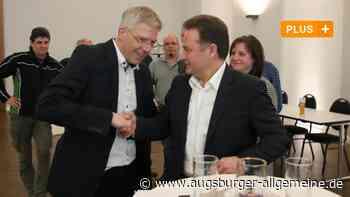 Veit Meggle siegt im Rennen um das Bürgermeisteramt in Mertingen - Augsburger Allgemeine