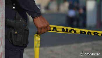 Muere hombre tras disturbios, en Cacaopera - Diario Digital Cronio de El Salvador